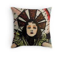 Drusilla Ashcroft Throw Pillow