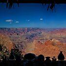 Window on the Canyon by Rachael Talibart