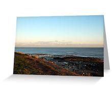 essex coastline  Greeting Card