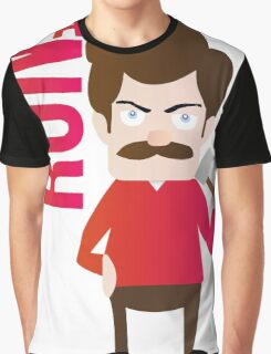 im a RON Graphic T-Shirt