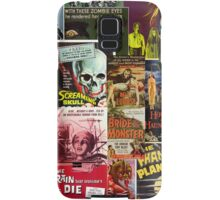 Monster Movie Posters 2 Samsung Galaxy Case/Skin