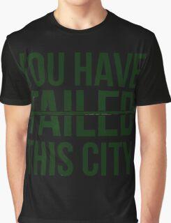 Failed City Graphic T-Shirt