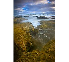 Raw Beauty of Bass Strait Photographic Print