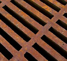 Rusty Grate by Ben Cordia