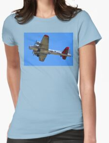 'Yankee Lady' > Womens Fitted T-Shirt