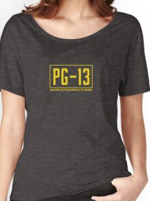 PG-13 Women's Relaxed Fit T-Shirt