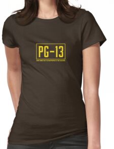 PG-13 Womens Fitted T-Shirt