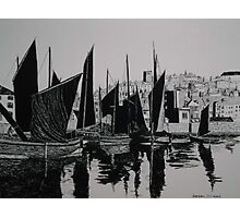 Whitby 2 Photographic Print