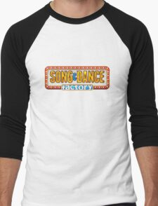 Song & Dance Factory Men's Baseball ¾ T-Shirt