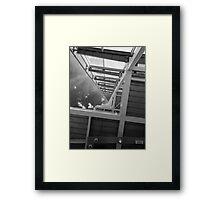 Ever Upwards Framed Print