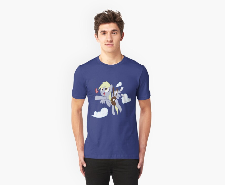 Derpy Love (derpy loves you) by Snowfall