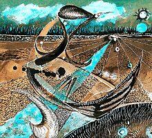 Imaginary Landscape by ivDAnu