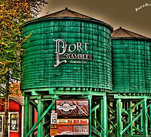 Welcome To Port Gamble by Steve Walser