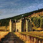 Clan Menzies Castle by Tom Gomez
