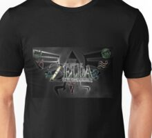 Zelda unknown origins logo Unisex T-Shirt