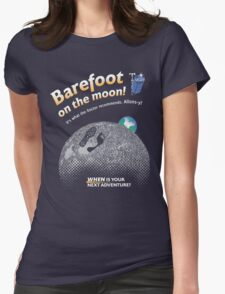 Doctor Who: Barefoot on the Moon Redux T-Shirt