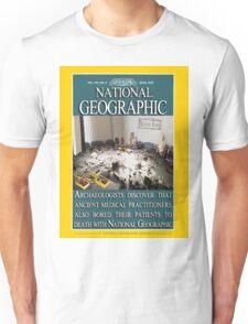 Archaeology of Boredom Unisex T-Shirt