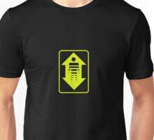 Transporter signage Unisex T-Shirt