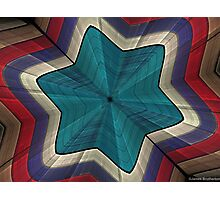 Fractal Bungee Jump Photographic Print