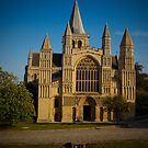 Rochester Cathedral by Darren Peet