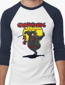 Master of Shadows Men's Baseball ¾ T-Shirt