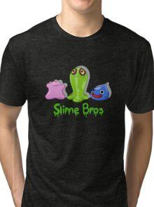 Slime Bros Tri-blend T-Shirt