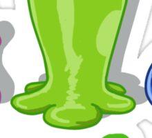 Slime Bros Sticker
