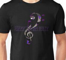 Dark Symphony - Clefs Unisex T-Shirt