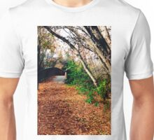 Joys of walking Unisex T-Shirt