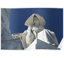 marble nun Poster