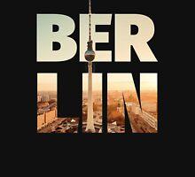 BERLIN CITY – Typo Unisex T-Shirt