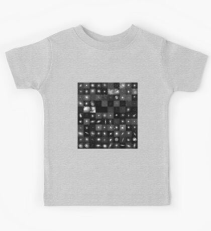 Messier Image Map Kids Tee