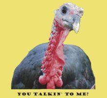 You Talkin' to Me? Turkey Kids Clothes