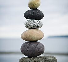 Birch Bay Balanced Rocks by Tim McGuire