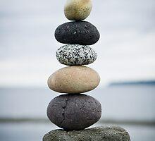 Birch Bay Balanced Rocks by Tim McGuire
