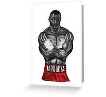 Iron Mike  Greeting Card