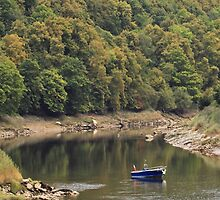 Welsh river by JHuntPhotos