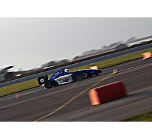 Trackday fun Photographic Print