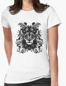 African Ink Womens Fitted T-Shirt