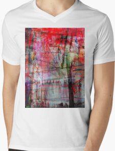 the city 41 Mens V-Neck T-Shirt