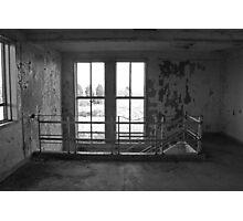 Derelict  Photographic Print