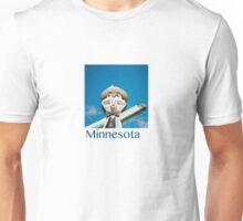 Minnesota State Fair - Fairchild the Gopher - Diana 120mm Photograph Unisex T-Shirt