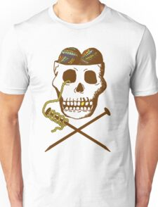 Knit For Brains Unisex T-Shirt