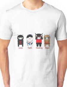 Love Faith Healing Hope T-Shirt