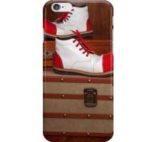 Clown boots iPhone Case/Skin