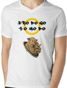 Lord of the rings judoon Mens V-Neck T-Shirt