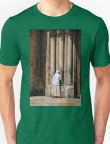Israel, Jerusalem, Old City, Exterior of the church of the Holy Sepulchre T-Shirt