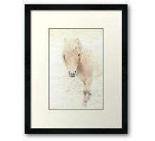 A Horses Spirit Framed Print