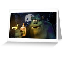 Sully and Navi Greeting Card