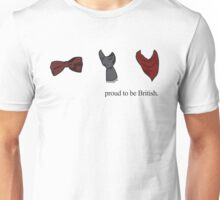 Proud to be British - TV Series Unisex T-Shirt